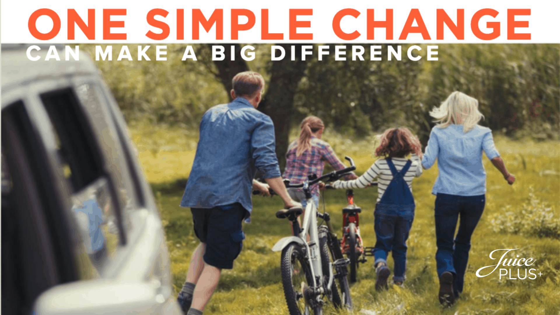 One Simple Change Brochure